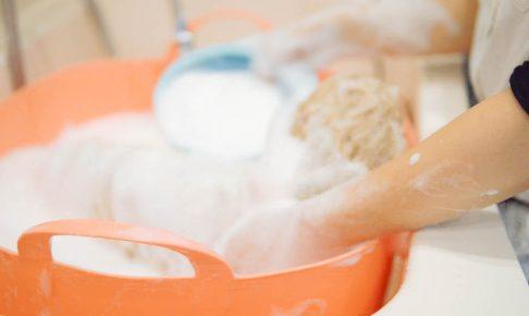 泡風呂シャンプー